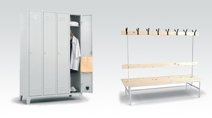 metaloBox® lockers