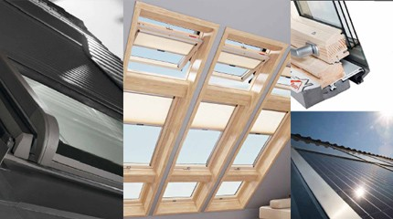 Roto Skylight Product Library