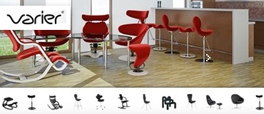 Varier chair product library