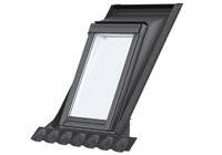 VELUX mini manzárdablak